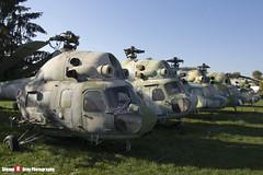 Polish Air Force - PZL-Swidnik Mi-2 Hoplite - Polish Aviation Musuem - Krakow, Poland - 151010 - Steven Gray - IMG_0524
