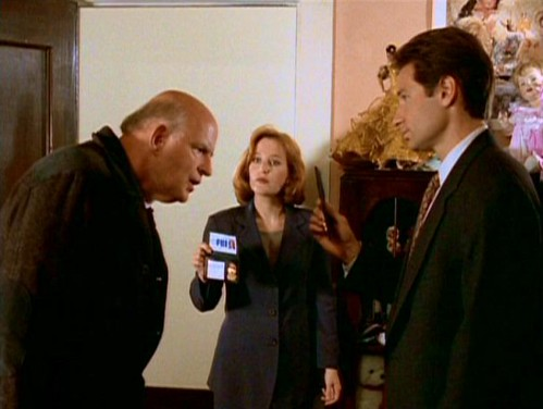 The X-Files - S03 - Clyde Bruckman`s Final Repose