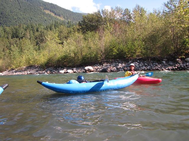Chilliwack River Kayak 2013 (1), Canon POWERSHOT D20