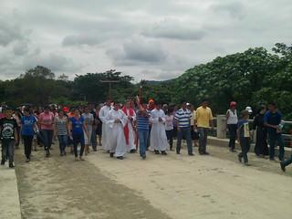 Encuentro de Semana Santa en Manabí