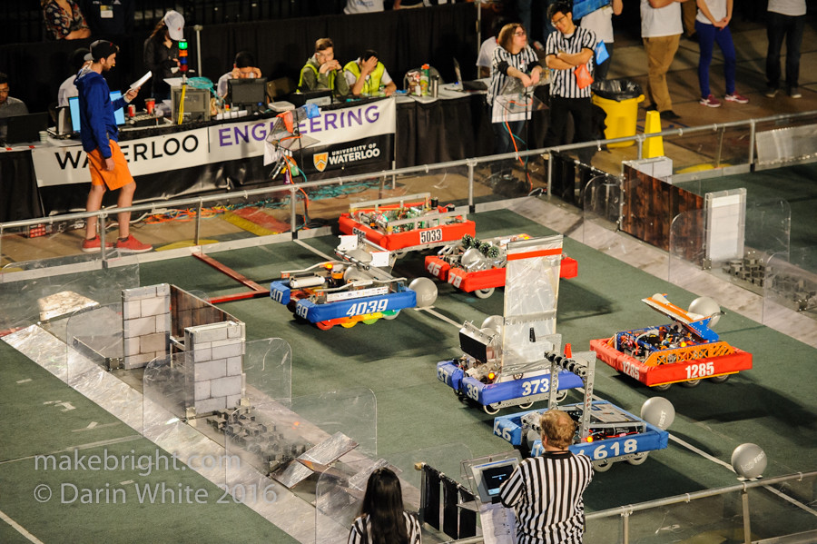 FIRST Robotics Regionals - UW - April 2016 077