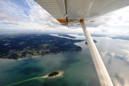 washington marine aerial pugetsound coastalwaters letstalkscience marinemonitoring eyesoverpugetsound pugetsoundconditions