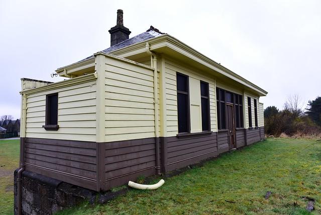 Longmorn Station.