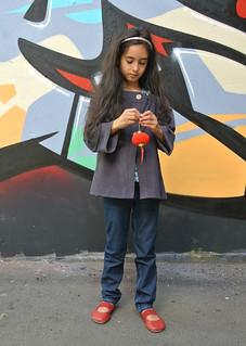 corduroy jacket & skinny jeans