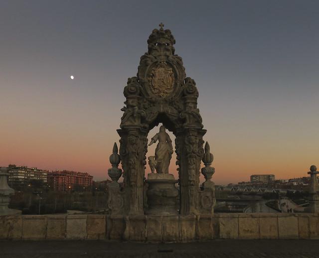 Puente Segovia, Madrid (2016)