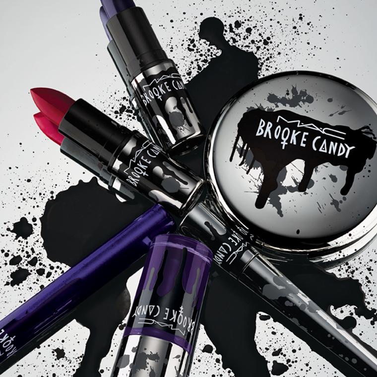 MAC x Brooke Candy Collection for Summer 2016