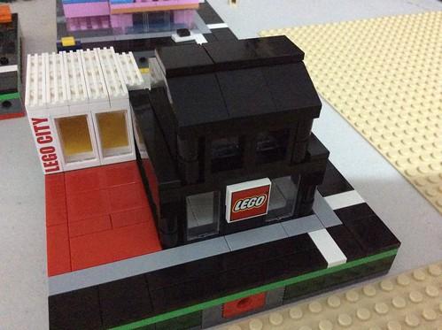 Cherie Patrick: LEGO Store