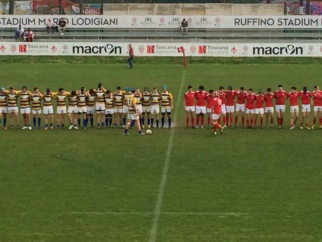 2015/16 - UNDER 16 - Firenze vs RPFC