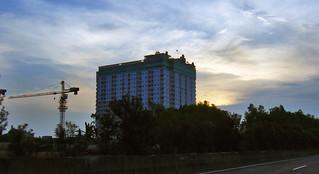 Sunset di Cengkareng