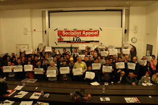 Socialist Appeal supporters conference 2016
