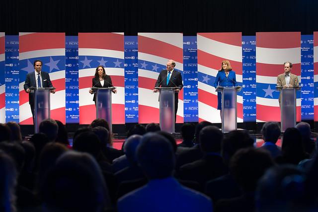 U.S. Senate Debate Highlights