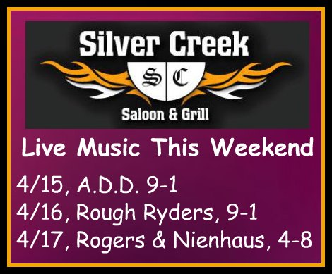 Silver Creek 4-15-16