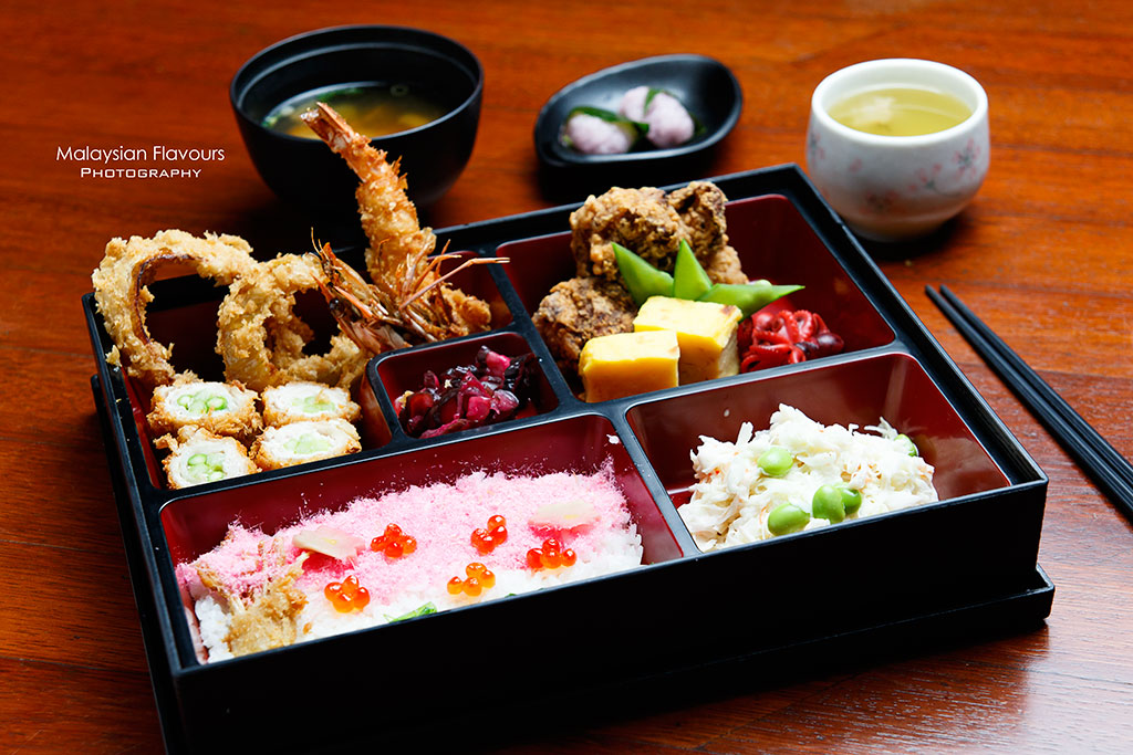 Tonkatsu by Wa Kitchen hanami box