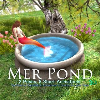 :KAMI-HITOE: Mer pond