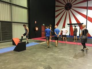 The Ninja Academy