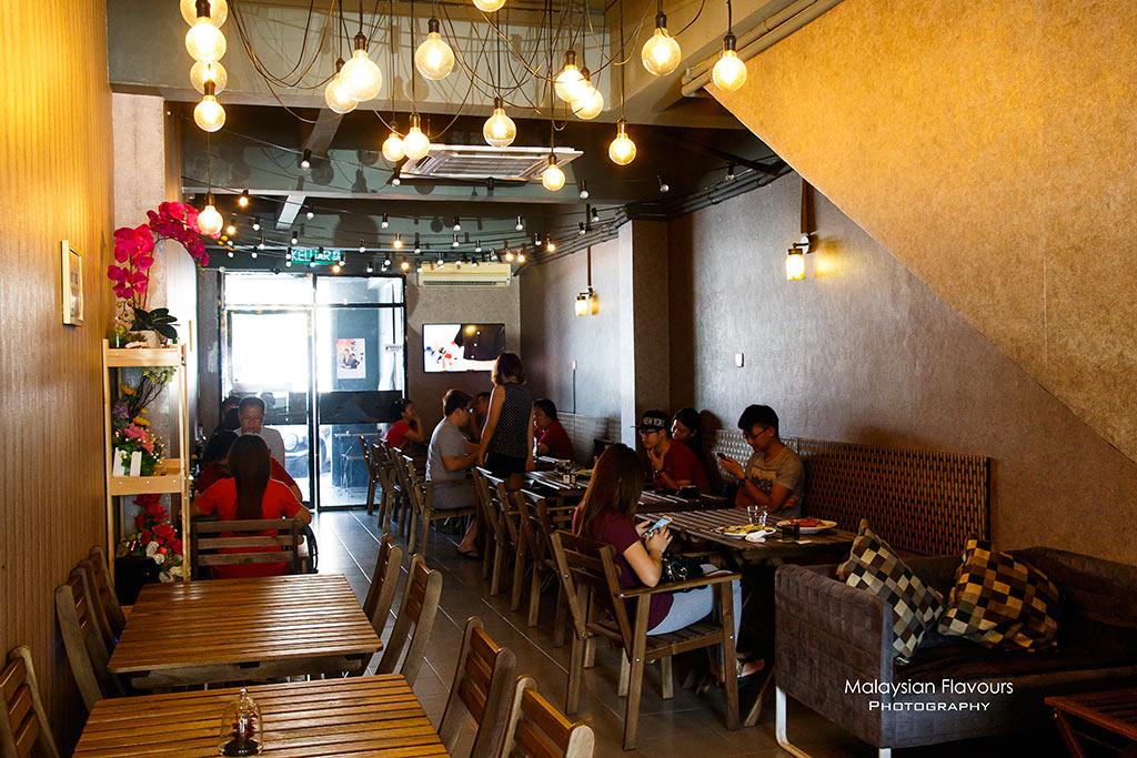 Heartbeans Coffee Cafe Pandan Indah KL