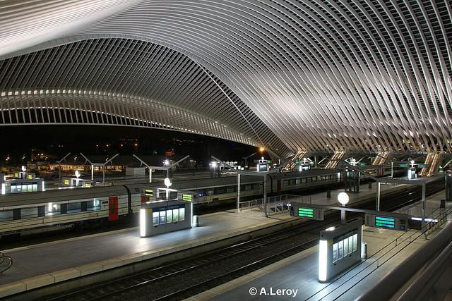 Liège-Guillemins 27-01-2016