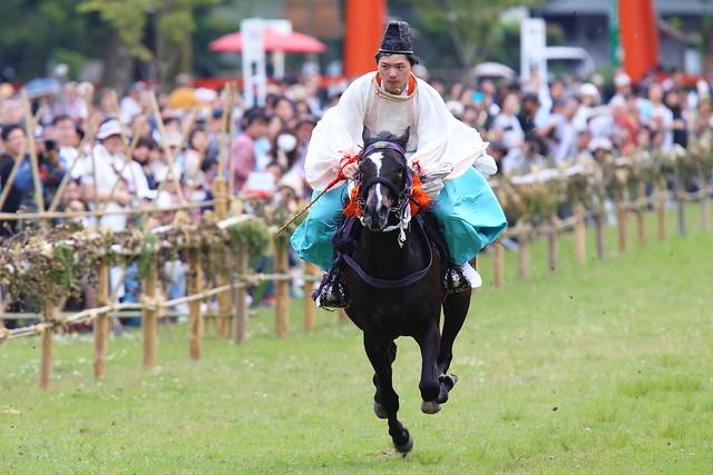Traditional racing