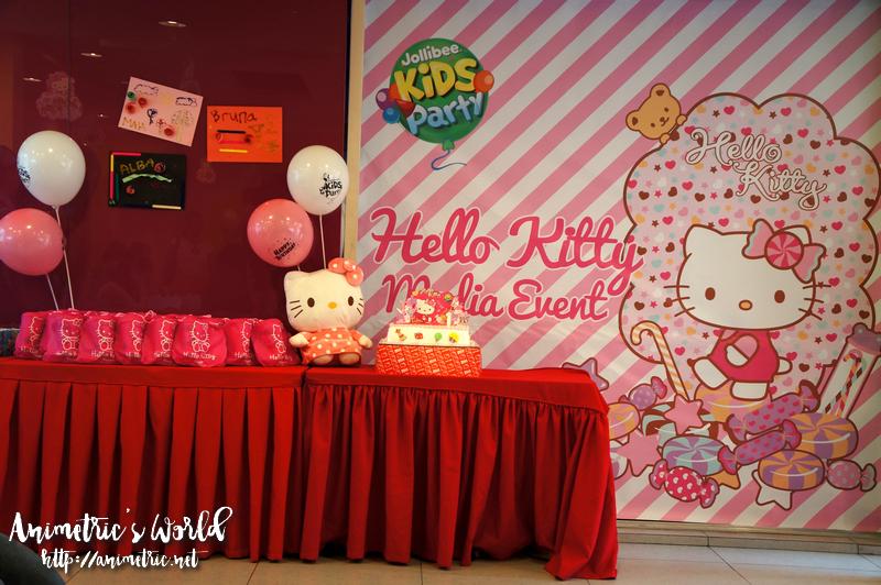 Jollibee Hello Kitty Party