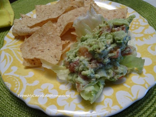 Guacamole | From My Carolina Home