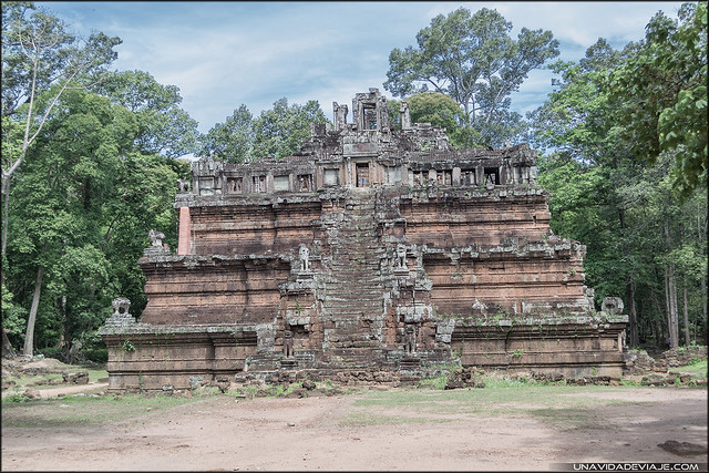 Phimeanakas Camboya