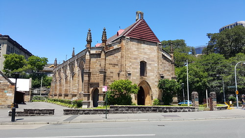 The Garrison Church, Miller's Point, Sydney NSW