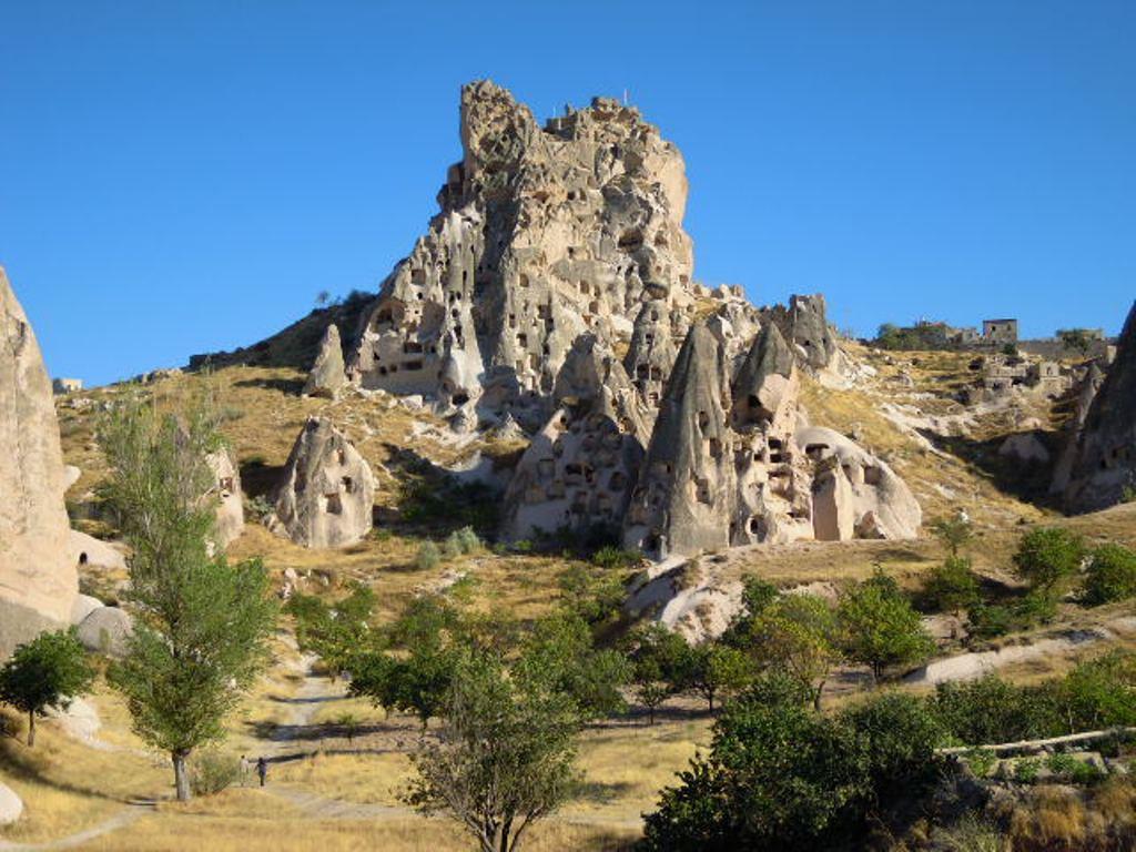 鳥瞰卡巴多奇亞-城堡