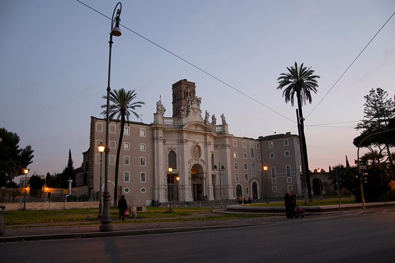 Rome Santa Croce in Gerusalemme