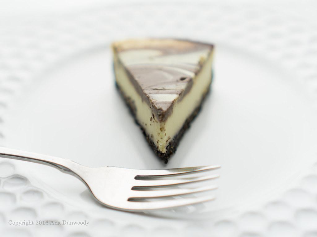 I dream of cheesecake
