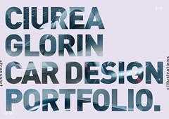 Car Design Portfolio C.Glorin