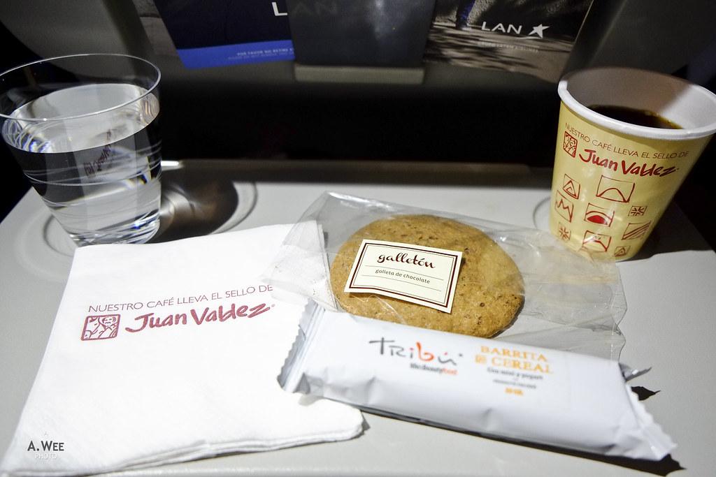 Breakfast cookies and coffee