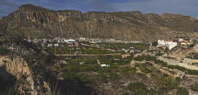 Sierra de Ricote, Murcia (2015)