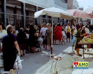 Amo Casamassima - via Roma anni '80