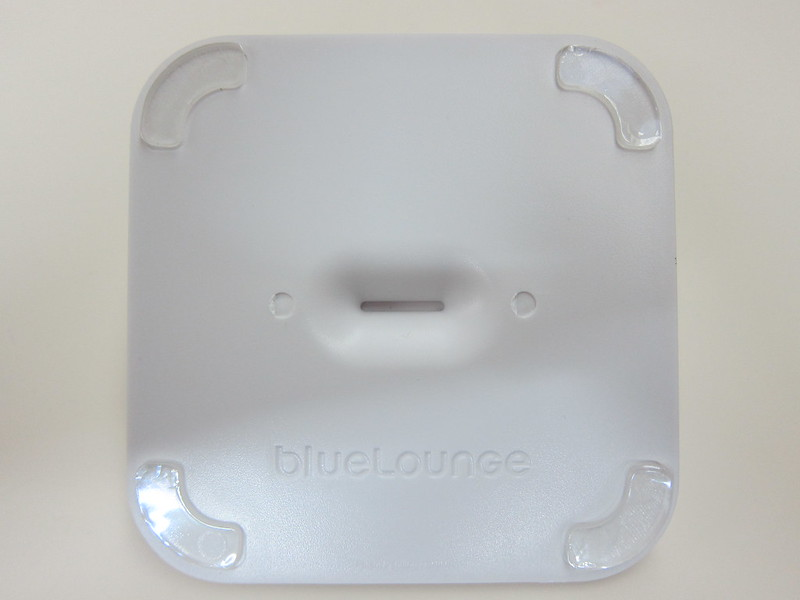 Bluelounge Posto - White - Base Bottom