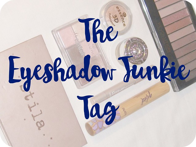 The Eyeshadow Junkie Tag