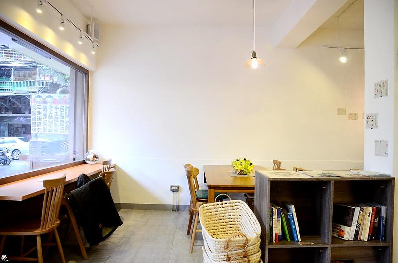 小空間板橋早午餐咖啡廳不限時推薦小倉庫菜單時間新埔 (9)