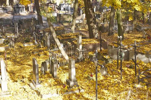 【写真】2015 東欧周遊 : リチャキフ墓地/2015-10-28/PICT4562