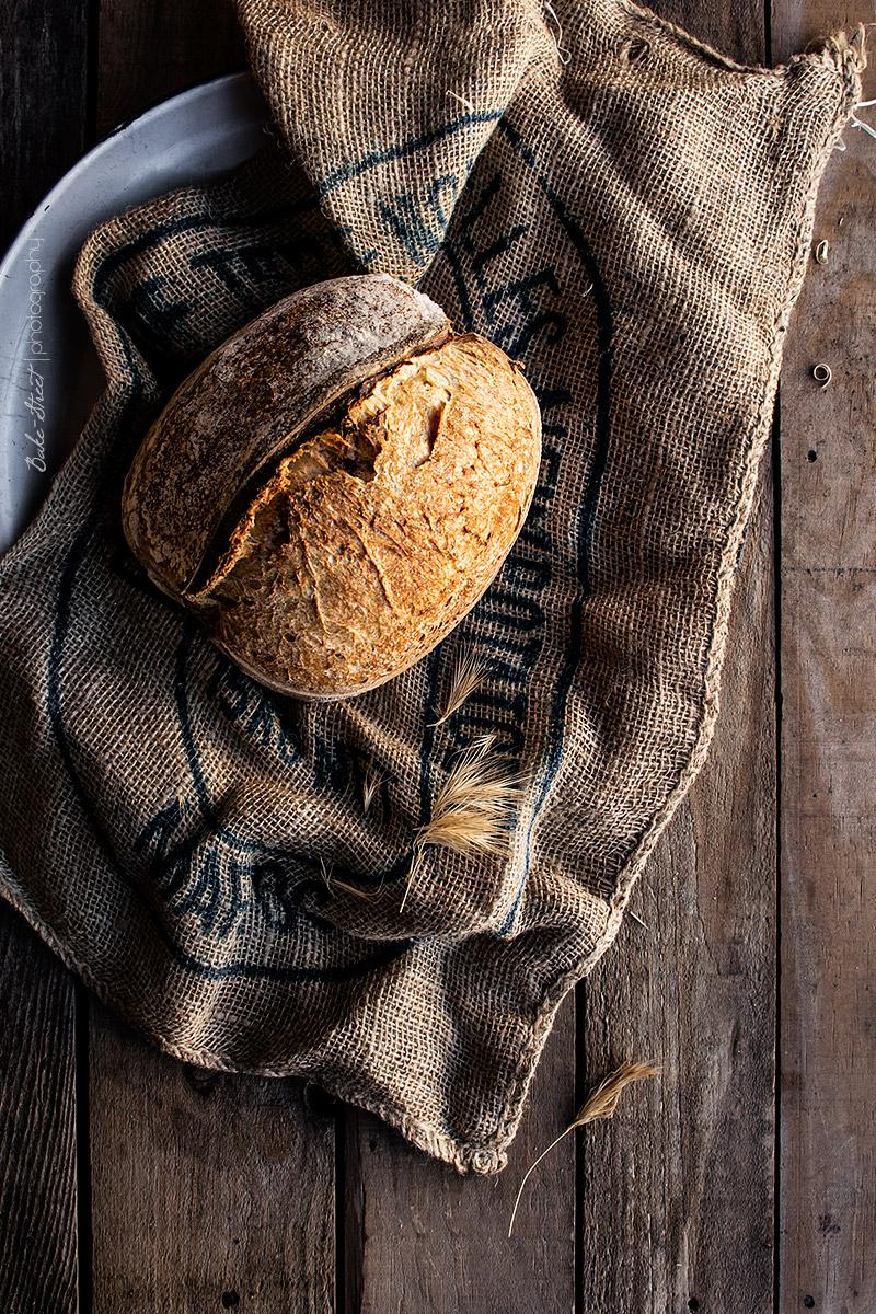 Pan con masa madre 150%