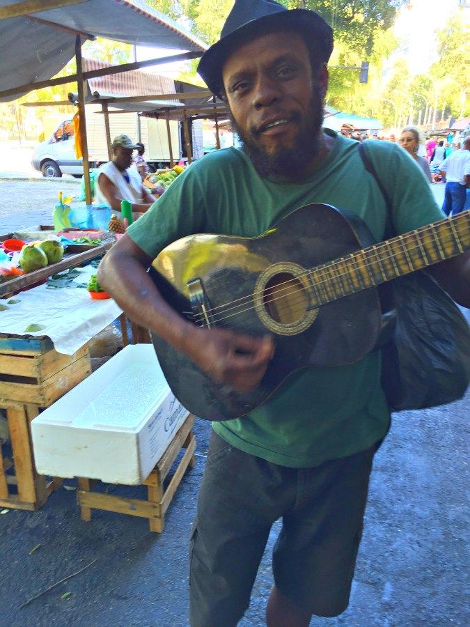 Rio Street Musician