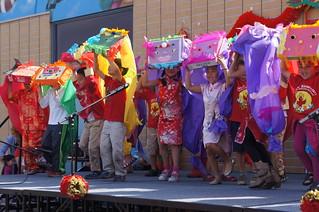 February 26 '16 Fletcher Elementary Celebrates Chinese New Year