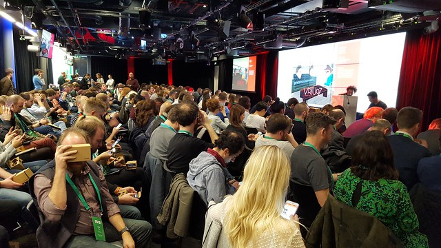 YouTube VR Symposium, London