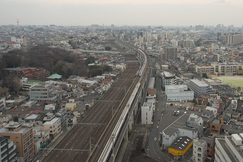 Tokyo Train Story 東北新幹線 2016年