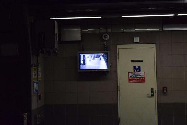 South Station Platform Cameras