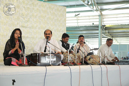 Devotional song by Arun Swami and Saathi from Hardev Nagar, Delhi