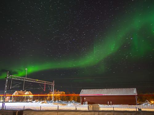 Aurora-Abisko-Sweden