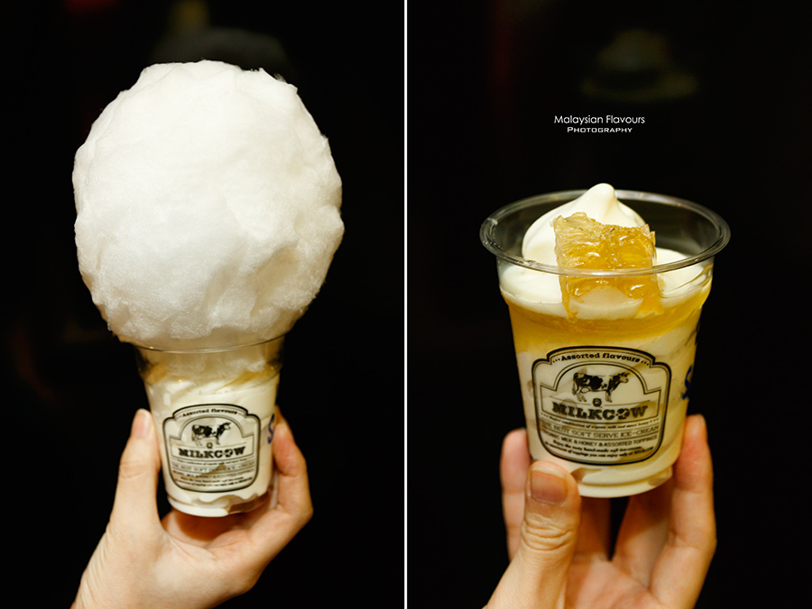 10 Soft serve Ice Cream Cafes in PJ and KL milkcow