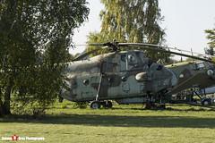 511 - 15114 - Polish Air Force - Mil Mi-4A Hound - Polish Aviation Musuem - Krakow, Poland - 151010 - Steven Gray - IMG_0117