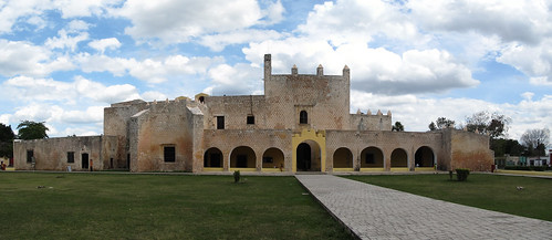 Valladolid: le couvent de San Bernardino