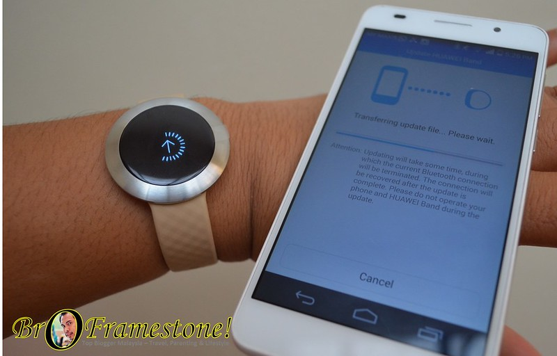 Unboxing honor Band Z1