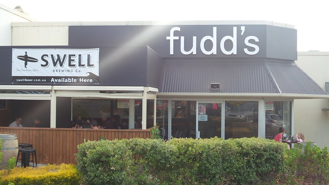 Fudd's exterior